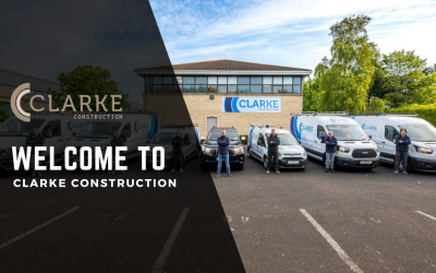 Welcome to Clarke Construction